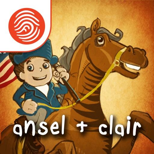 Ansel & Clair: Paul Revere's Ride - A Fingerprint Network App