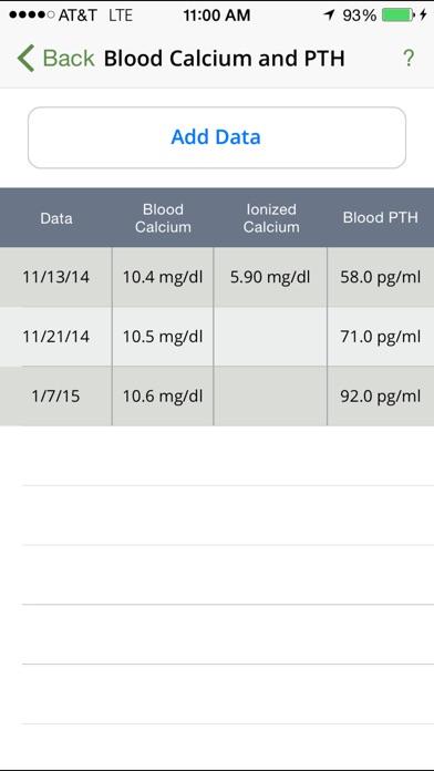 Calcium Pro Screenshot