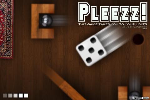 Pleezz screenshot 1