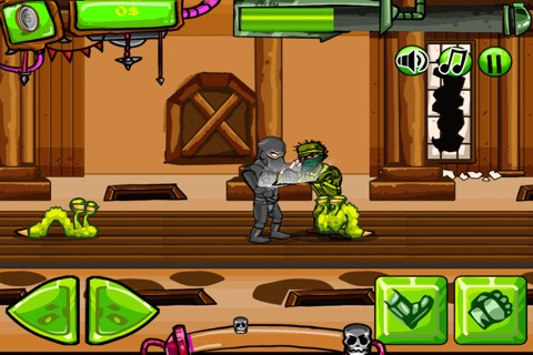 Ninja Cop Clash! screenshot 4