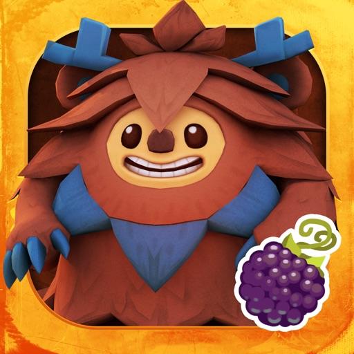寻找大脚怪:Bramble Berry Tales – The Great Sasquatch