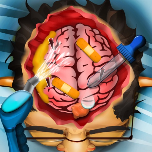 Brain Doctor -  Cure Crazy Patients In Your Dr Hospital iOS App