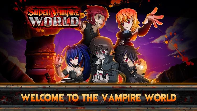 vampire anime games online