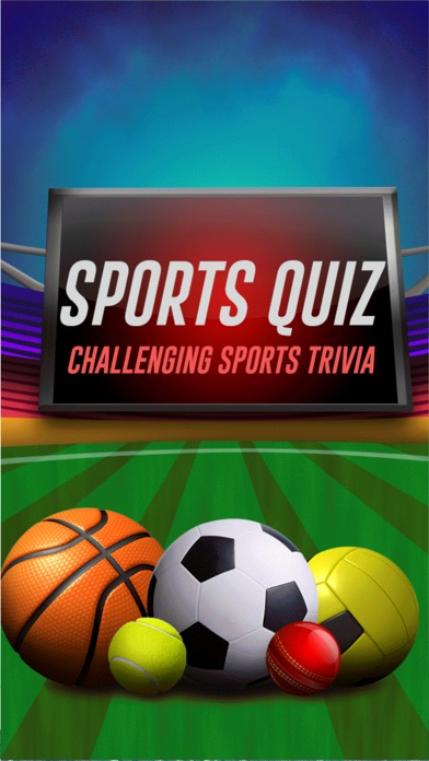 sports quiz trivia challenging ipad screenshots