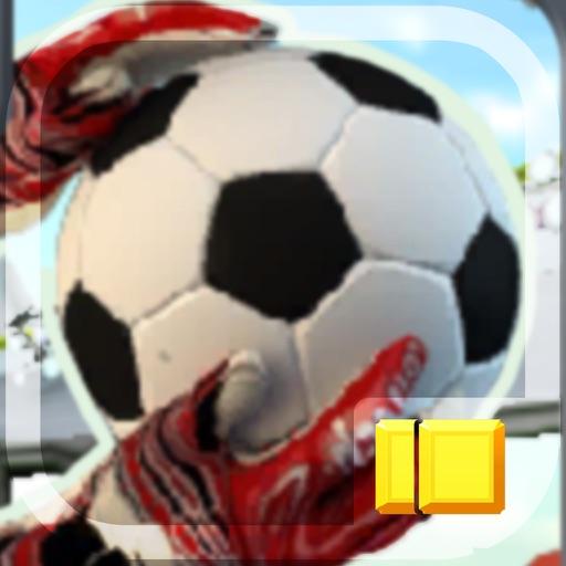 Touch Diver Goalie iOS App