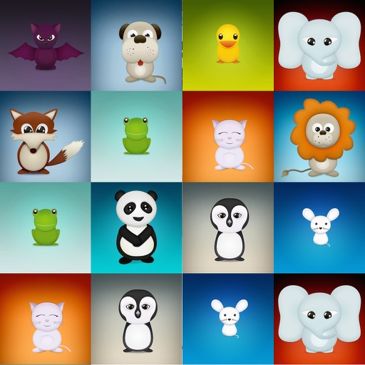 Cute Iconz iOS App