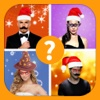 'A Santa Hat Celebrity Quiz' (Celebrities Edition Trivia Game) - Predict Hollywood Movie Stars,famous athletes,Popular musicians & powerful politician famous musicians