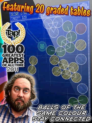 Screenshot #2 for Magnetic Billiards: Blueprint