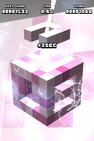 KEY - 3D Cubic Puzzle screenshot 4