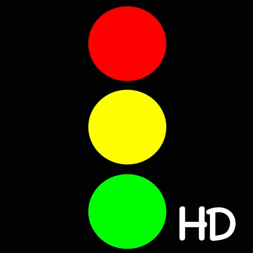 Stoplight Madness HD iOS App