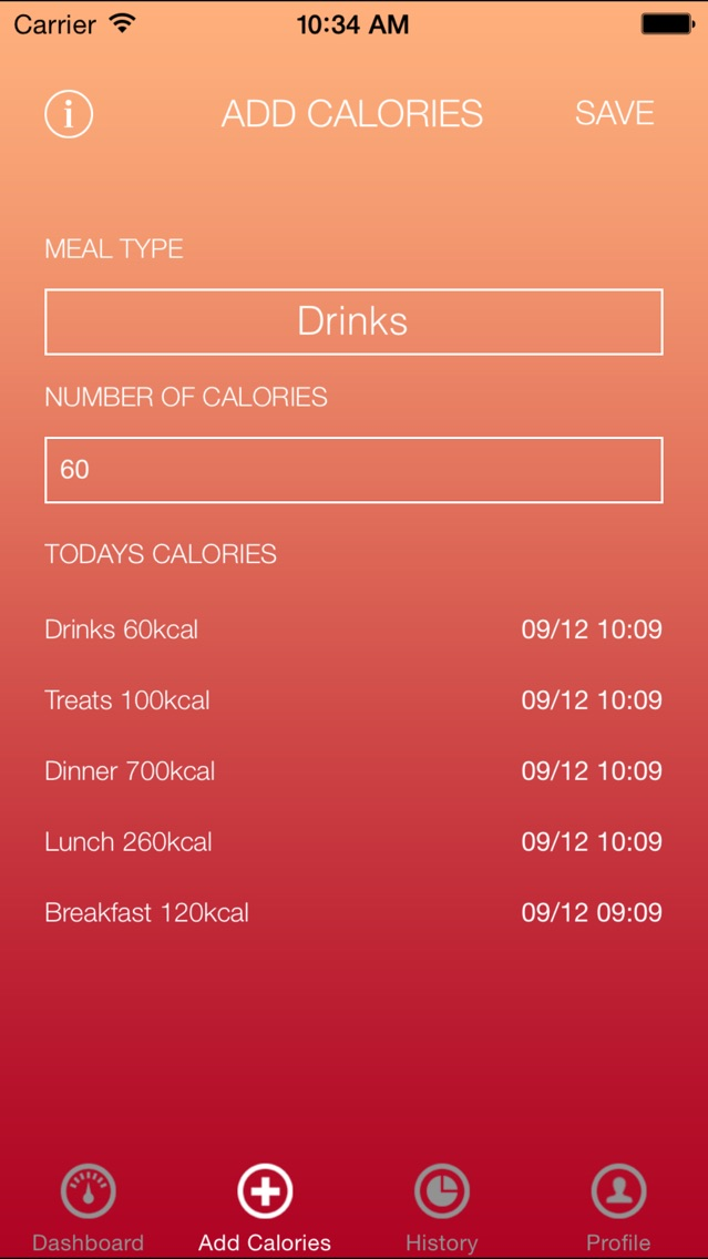 download Simple Calorie Counter apps 3