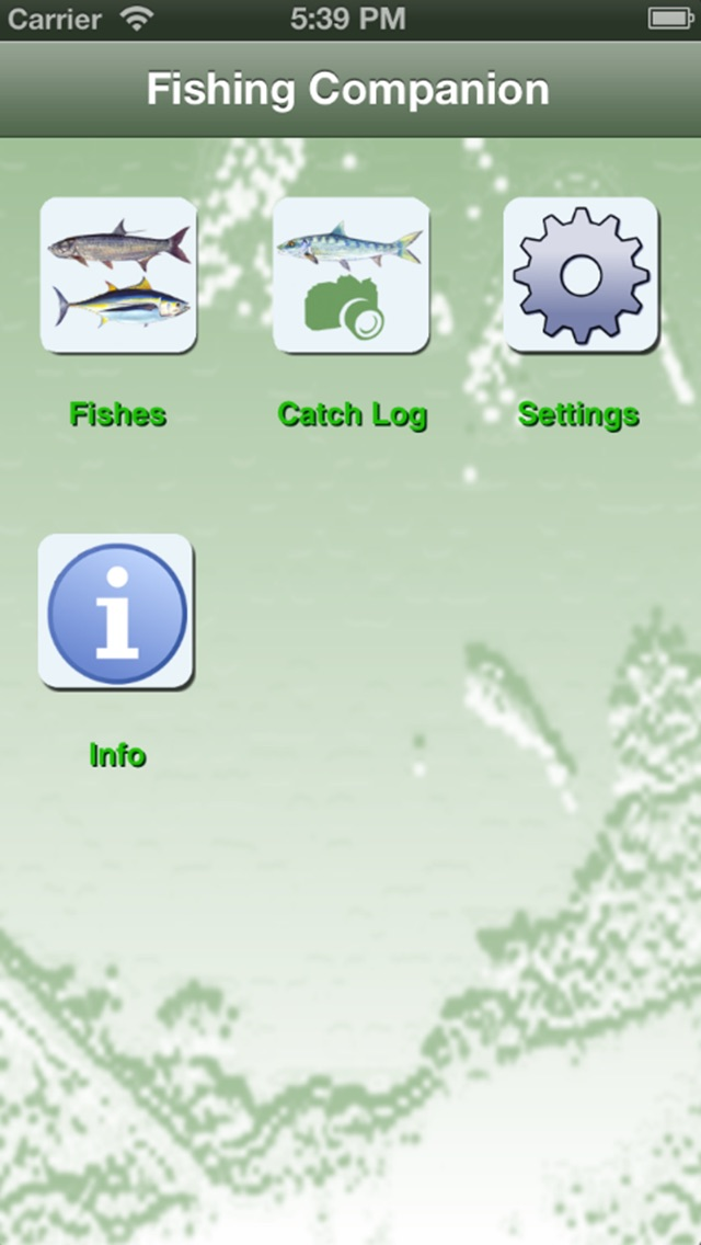 Ms Saltwater Fishing Companion review screenshots