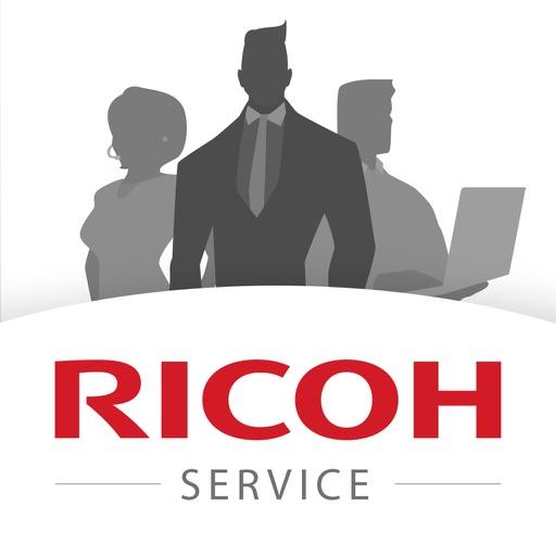 Ricoh Service iOS App