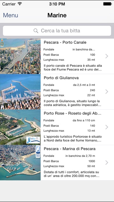 Screenshot of BittAdvisor1