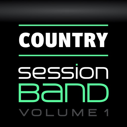 SessionBand Country - Volume 1