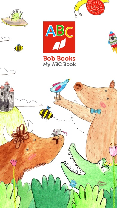 My ABC Book Create A Personalised Photo Alphabet With Bob