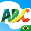 ABC para Crianças: Aprenda Português - Letras, Números e Palavras com Animais, Formas, Cores, Frutas e Legumes Grátis Livre Gratuito