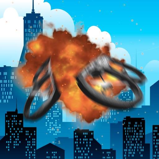 Drone Smash iOS App
