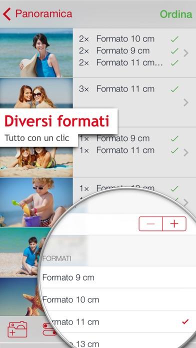 Screenshot of ifolor Foto digitali3