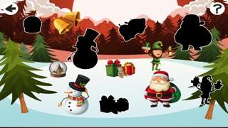 Un Jeu de Noël Enfants Avec le Père Noël, Bonhomme de Neige et des Cadeaux Gratuitement: Apprendre FunCapture d'écran de 5