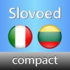 Italian <-> Lithuanian Slovoed Compact talking dictionary
