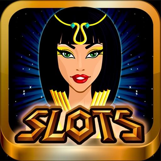 Pharaoh Slots Big Win Jackpot Casino Slot Machine Game & Christmas Santa Free Gold Coins,make me rich iOS App