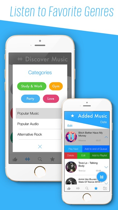 download SoundTune Free Music Streamer & MP3 Player apps 1