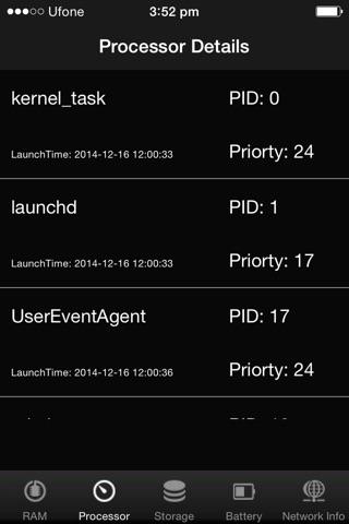 sMonitoring screenshot 2