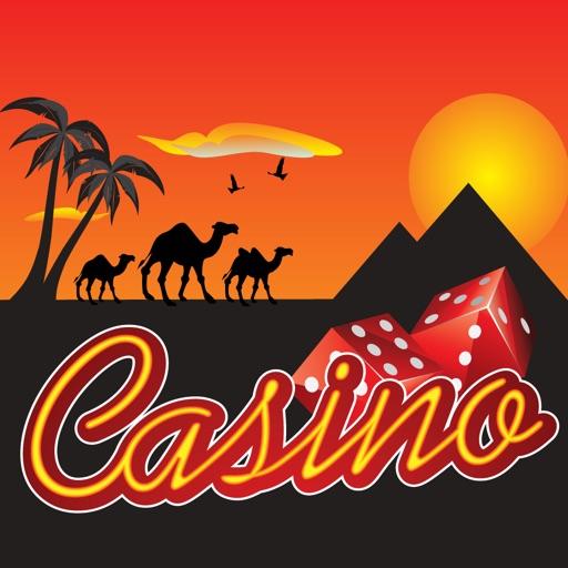 Rich Pharaohs Casino with Bingo Blitz, Blackjack Bonanza, and Gold Slots! iOS App