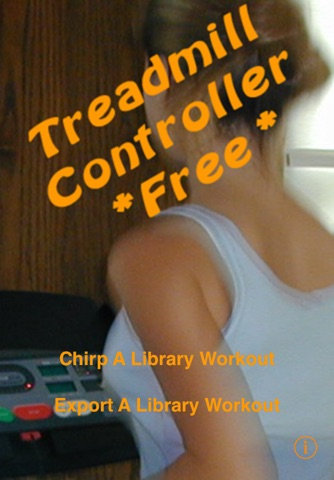 Treadmill Controller Free screenshot 1
