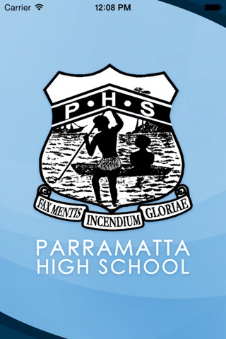 Parramatta High School - Skoolbag screenshot 1
