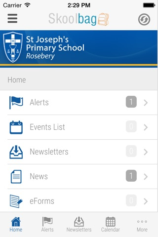 St Joseph's Primary School Rosebery - Skoolbag screenshot 2