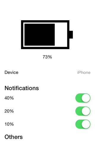 Battery Watch for Apple Watch screenshot 2