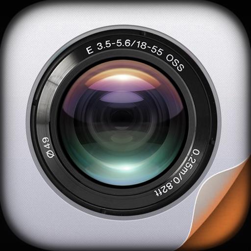 QuickCam 360 Pro - camera effects plus photo editor iOS App