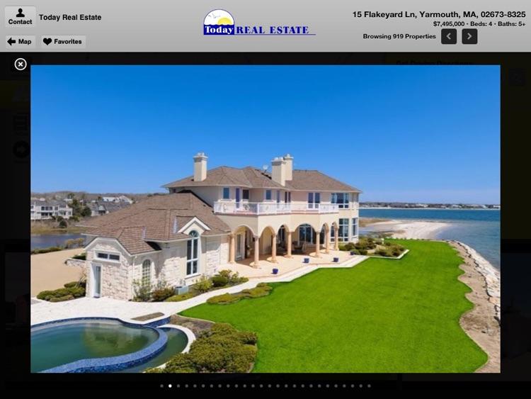 today real estate cape cod