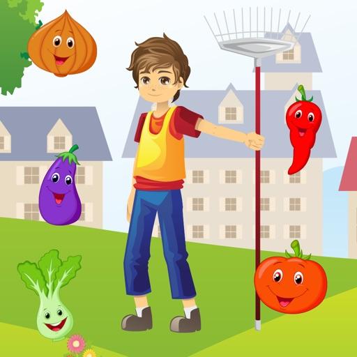 Un Gioco Garden Party Bambini: Imparare Con Molti Compiti