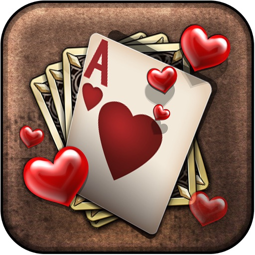 Hearts iPhone edition iOS App