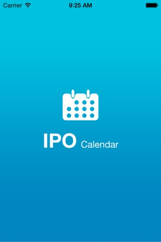 IPO Calendar screenshot 1