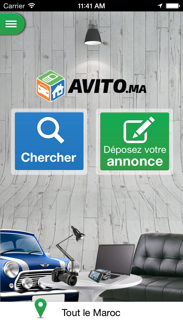 download Avito.ma apps 1