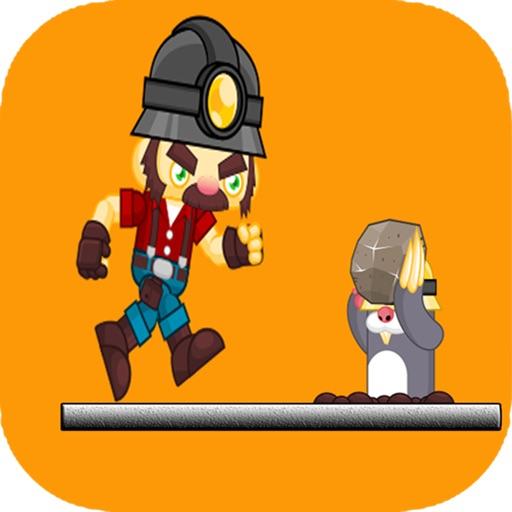 Miners Run Never Dies iOS App