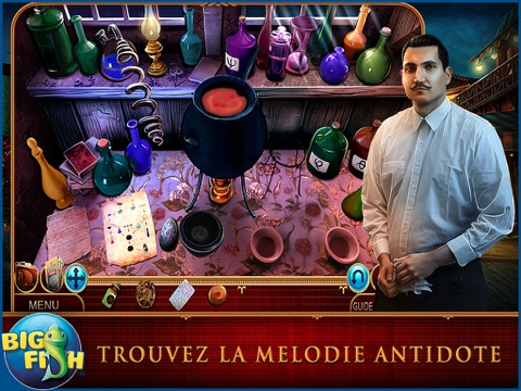 Cadenza: Music, Betrayal, and Death HD - A Hidden Object Detective Adventure screenshot 3