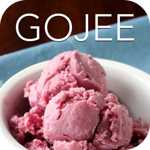 Gojee Food and Drink Recipe App iOS App