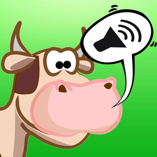 声音游戏农场动物 - 孩子和年幼的孩子孩子儿童游戏幼儿幼儿园学前班