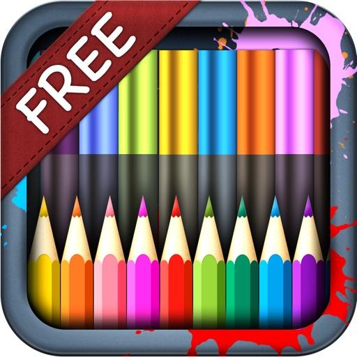 Coloring Sticks iOS App