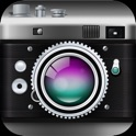Classique Camera - Retro Vintage 8mm Photo & Video Filters Movie Effects Recorder icon