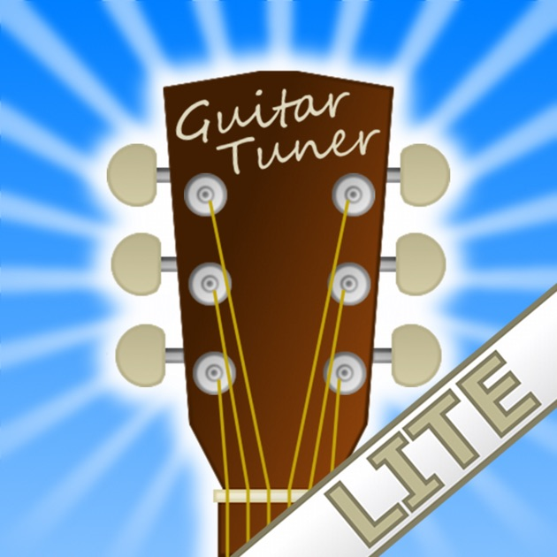 guitar tuner guitune lite on the app store. Black Bedroom Furniture Sets. Home Design Ideas