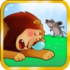 The Lion And The Mouse - interactive moral story for children