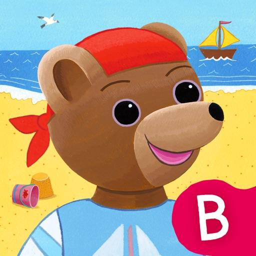 Les joies de l'été : apprends les quatre saisons avec Petit Ours Brun. iOS App
