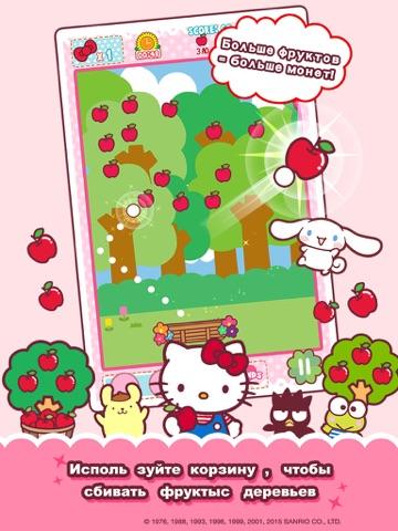Hello Kitty Orchard! для iPad