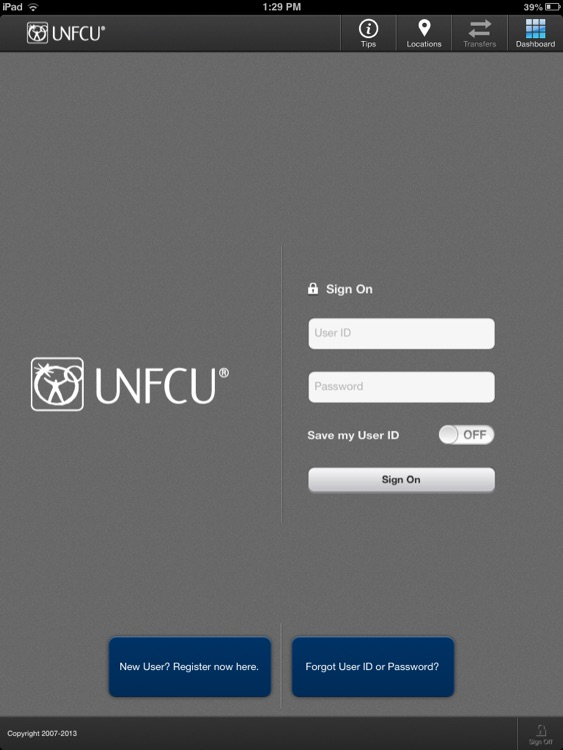 UNFCU by United Nations Federal Credit Union